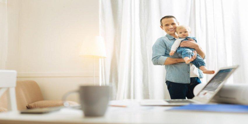 Conheça os direitos do trabalhador que é pai