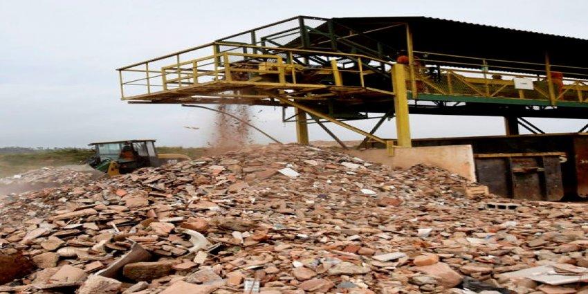 O que fazer com os resíduos da construção civíl?